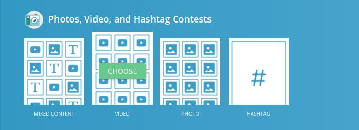 Create Video Contest
