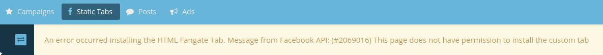 Under 2k tab error