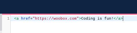 Edit HTML area