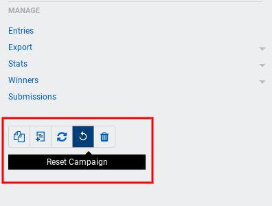 Reset campaign