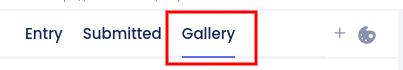 2021 gallery page nav