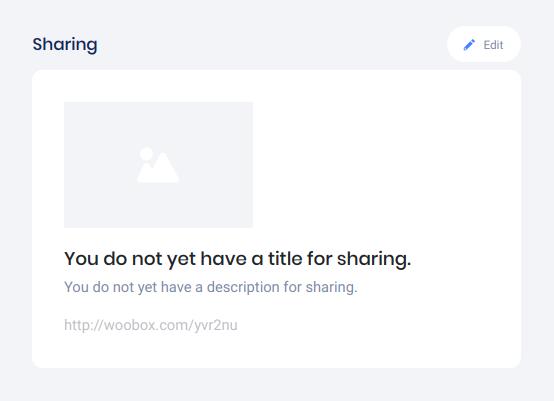 Sharing section v4